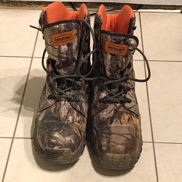 74c6c3a7728 Wolverine Hunting Boots